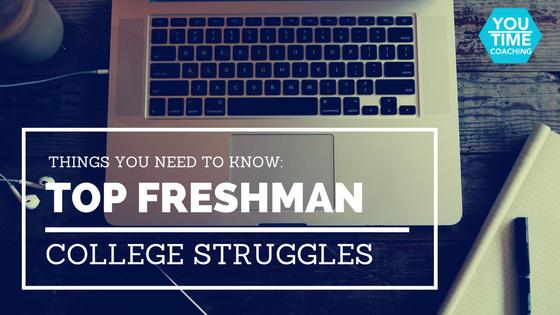 Top Freshman College Struggles: Get Inside your Kid's Mind