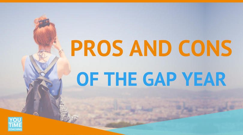 The pros and cons to a gap year before college